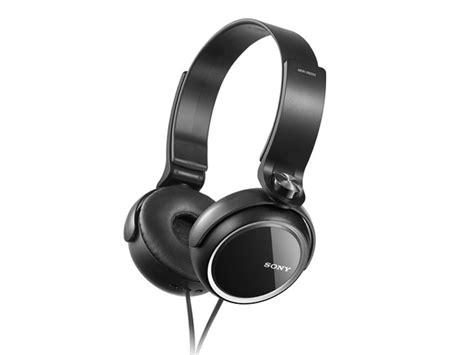 3 5mm Bass Ear Headphones Black sony mdrxb250bk the ear bass headphones black
