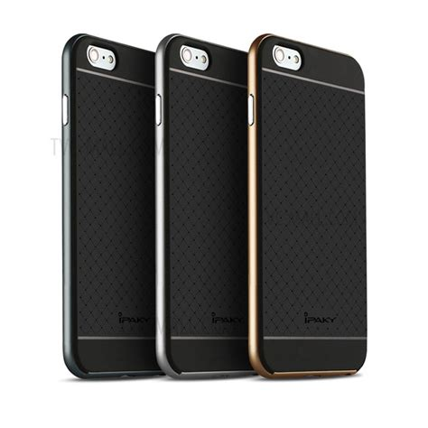 Ipaky Hybrid For Iphone 6 ipaky hybrid 2 pc tpu cover for iphone 6s 6 4 7