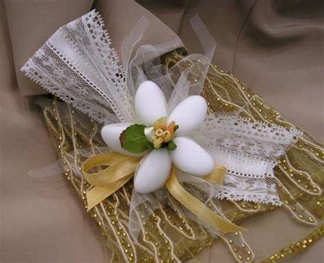 fiori di confetto bomboniere fiori di confetti fai da te confezioni e