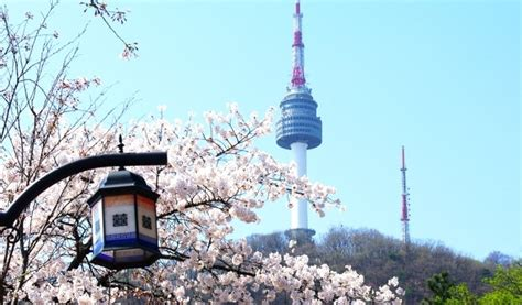 Indonesian Rupiah To Usd by N Seoul Tower Namsan Tower Observatory Ticket In Korea Trazy Korea S 1 Travel Guide