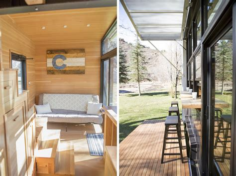tiny house seating the atlas tiny house swoon