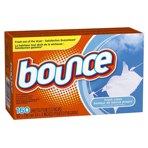 bounce dryer sheets bounce dryer sheets 160 count for 5 27
