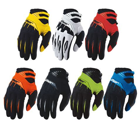kids motocross gloves thor 2014 spectrum s14 youth junior kids mx enduro