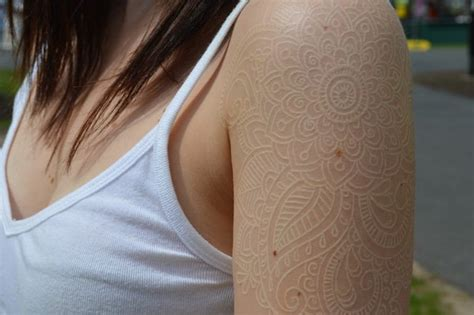 can white ink tattoos be removed 33 white tattoos for white ink