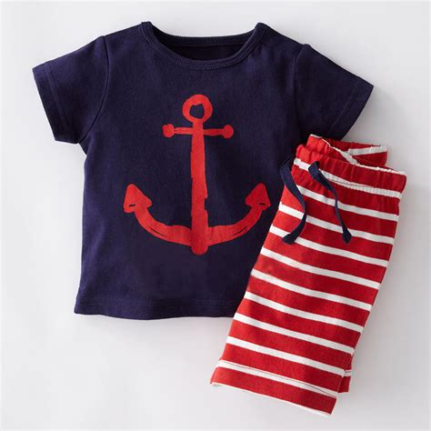 Summer cool baby boy clothes set toddler kids boys children clothing tops t shirt pants 2pcs