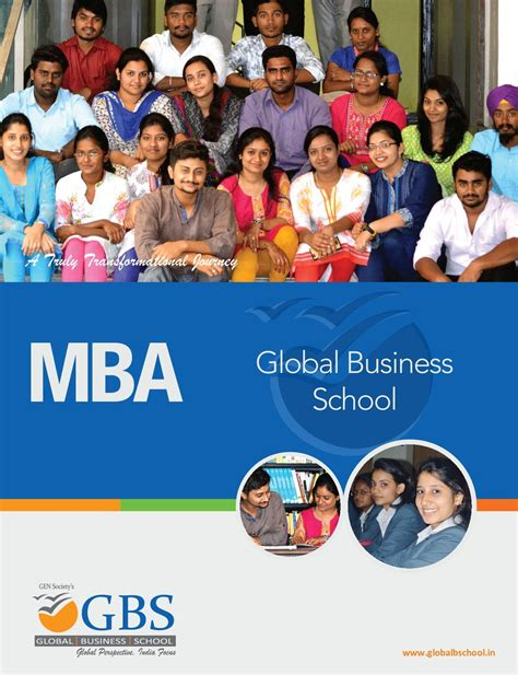 Mba Global Business by Global Business School Gbs Hubli Admissions