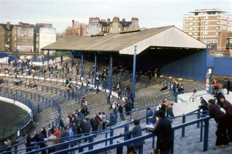 Chelsea Fc The Shed by Vince On Quot The Shed At Chelsea S Stamford