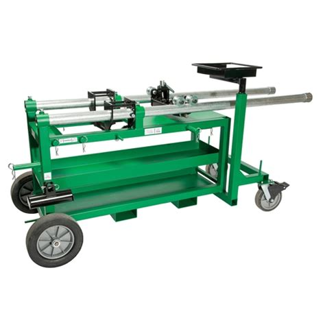 conduit mobile greenlee 881 mbt mobile bending table
