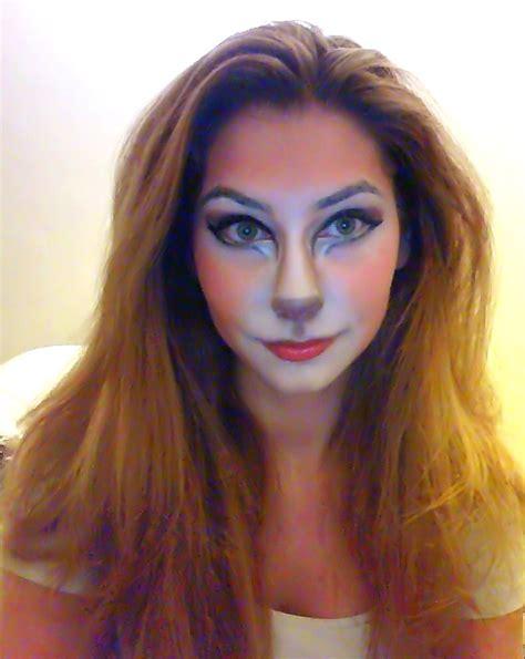 Nala Lion King Makeup   nala lion king makeup newhairstylesformen2014 com