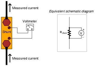 why shunt resistor is used shunt resistors used for precision current measurement always four terminals for the