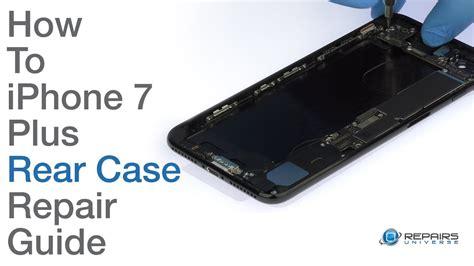 iphone   rear case repair replacement guide
