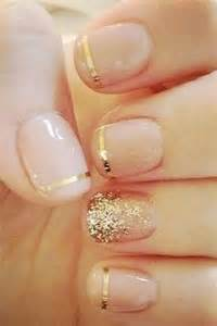 light pink and gold light pink and gold nails nail