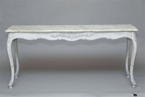 Faux Sofa Table by Faux Painted Sofa Table Console For Sale At 1stdibs