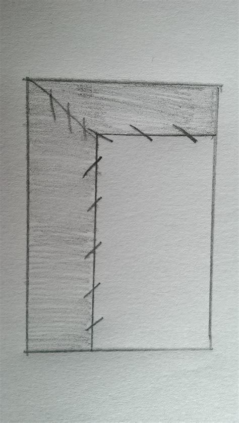 bleiband vorhang einnähen thema 7 ungef 252 tterten vorhang n 228 hen
