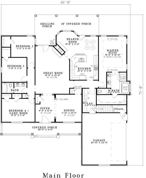 ultimate floor plans house plans home plans and floor plans from ultimate