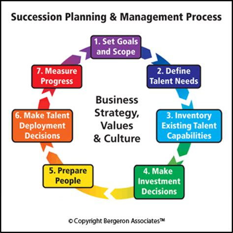succession planning management bergeron associates