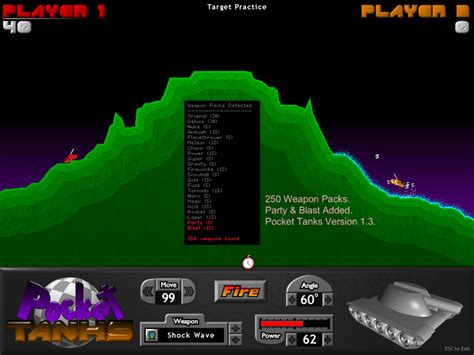 pocket tanks deluxe apk free for pc free software and application for mobile phone pocket tanks deluxe v1 3 all weapon