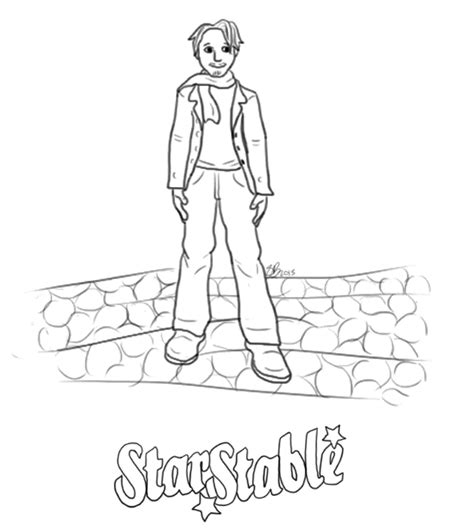 star stable horse coloring pages coloring pages