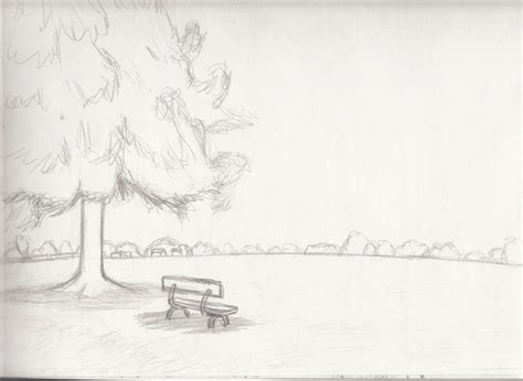 easy landscapes sketches buscar con google sketches pinterest landscape sketch and
