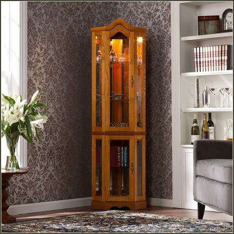 Ideas Design For Lighted Curio Cabinet Ideas Design For Lighted Curio Cabinet 20381