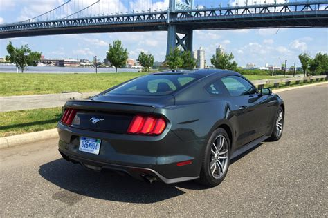 2016 Ford Mustang Ecoboost 2 3l review 2015 ford mustang 2 3l ecoboost