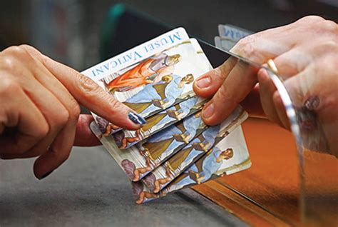 biglietti ingresso musei vaticani prices and tickets vatican museums