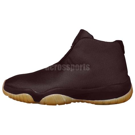 basketball shoes sole nike air future burgundy gold mens basketball