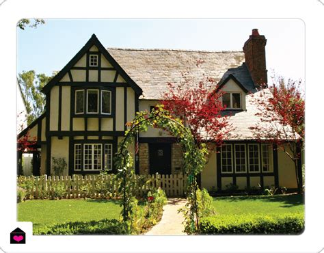 English Tudor Home House Sweet House 1930 English Tudor Style