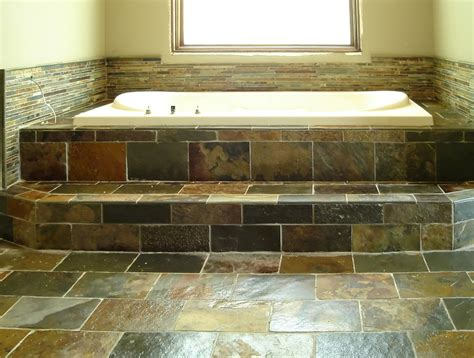 slate tile bathroom floor explore st louis tile showers tile bathrooms remodeling works of art tile marble