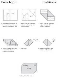 origami envelopes thelinoprinter