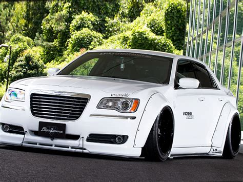Chrysler 300 Performance by Chrysler 300c Kit Liberty Walk Performance Works