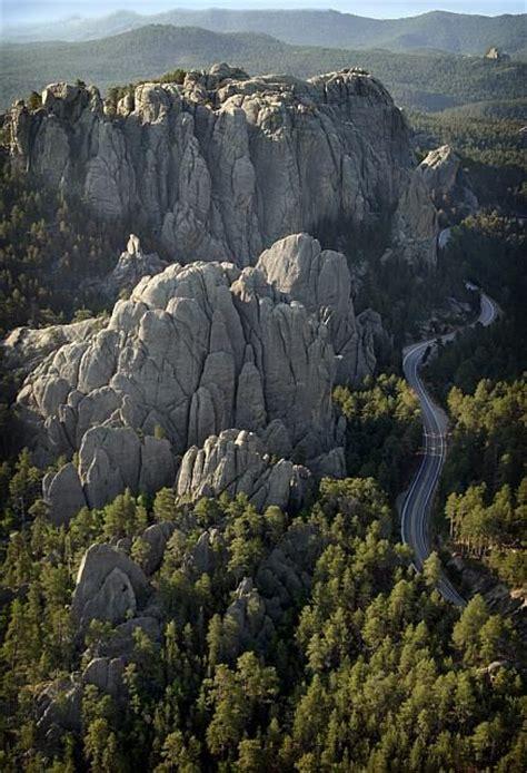 Landscape Rock Rapid City Sd The Black South Dakota Around The World
