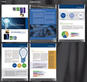 white paper template indesign serious bold brochure design design for david patchen a