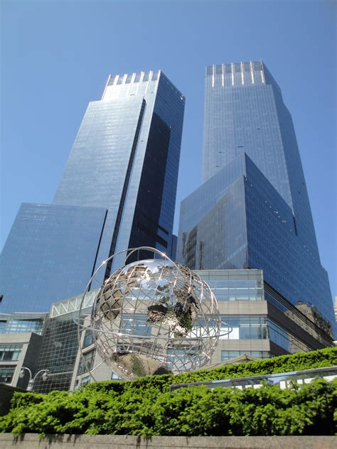 The Place New York A Must See Place In New York City Columbus Circle Photos Places Boomsbeat