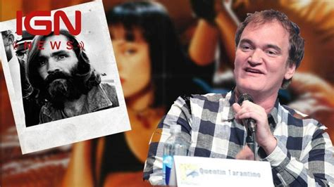youtube film completi quentin tarantino quentin tarantino to take on manson murders in new film
