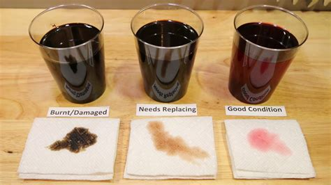 what color should transmission fluid be can changing your transmission fluid cause damage