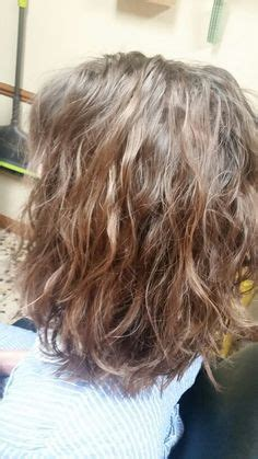 beach wave perm 2015 the morning natural and my hair on pinterest