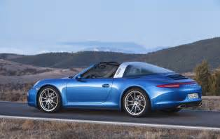What Is A Porsche Targa Porsche Reveals 911 Targa 4 Targa 4s For 2014 At Detroit