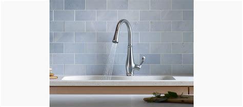 kohler cruette 174 single hole or three hole kitchen sink k 780 cruette single handle kitchen sink faucet kohler