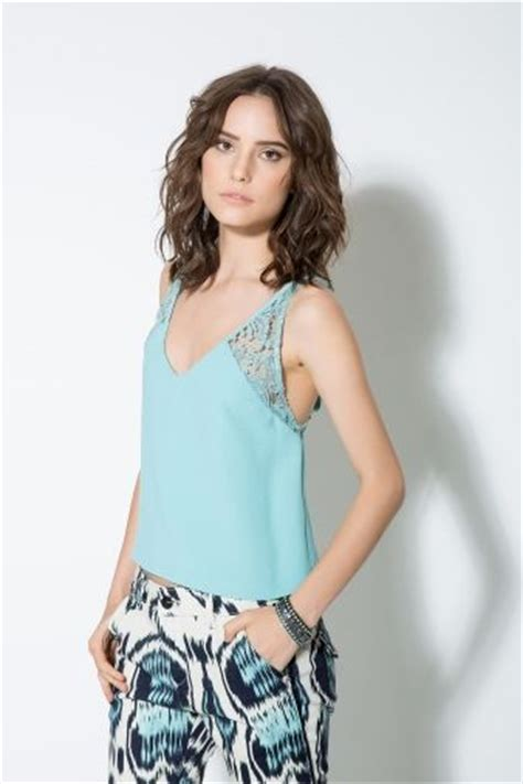 Top Crepe Mix Renda 17 best images about blusas e blusinhas on tunics shabby chic and farm