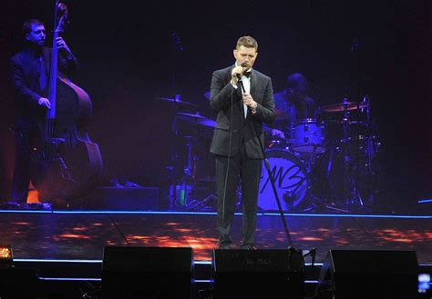 Michael Buble Concert Best Songs In 2015 The Happy