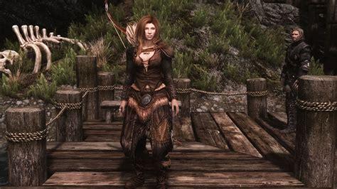 skyrim vanilla armor replacer vanilla armor and clothing replacer skimpy skyrim mod
