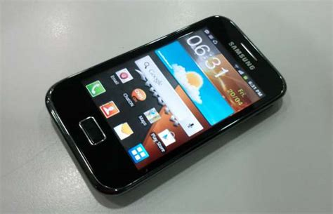 Hp Samsung Ace Plus S7500 tecknova look samsung galaxy ace plus gt s7500