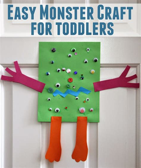 toddler approved easy craft for toddlers - Toddler Crafts Easy