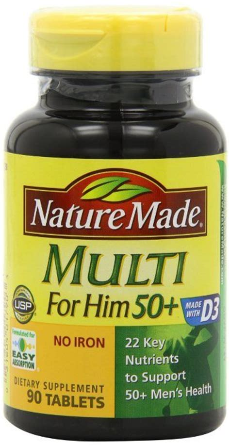 supplement quality ratings what is the best multivitamin for 50