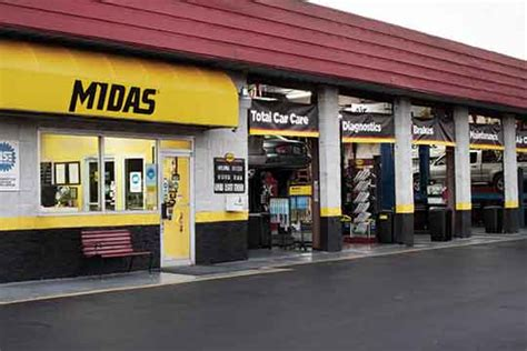 Midas Auto Care by Midas Brakes Tires Change All Of Your Auto Repair