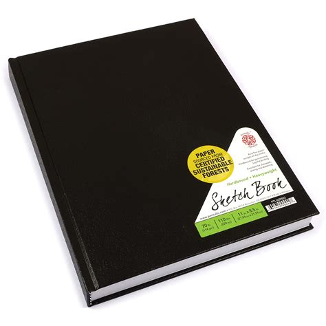 Sketch Book traditional hardbound sketchbook pentalic
