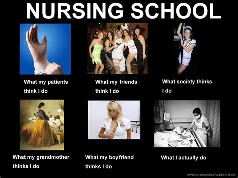 Nursing School Meme - nursing school what people think i do what people