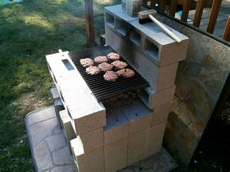 Cool Diy Backyard Brick Barbecue Ideas Amazing Diy Diy Backyard Grill