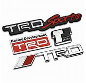 Stickers Trd  2017 2018 Best Cars Reviews
